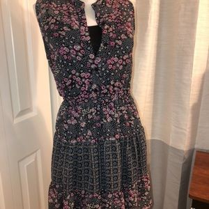 Mossimo Floral Smocked Dress